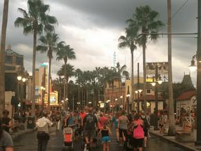 Disney on a Rainy Day