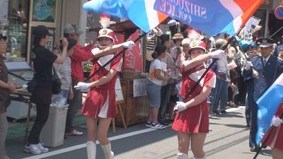 黒船祭 公式パレード8