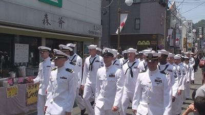 黒船祭 公式パレード6
