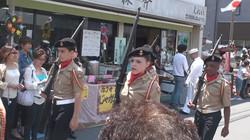 黒船祭 公式パレード10