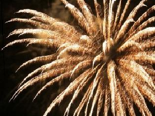 白浜海の祭典花火