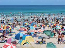 夏!白浜大浜海水浴場