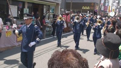 黒船祭 公式パレード9