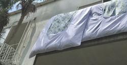 お布団カバーは毎日洗濯&除菌