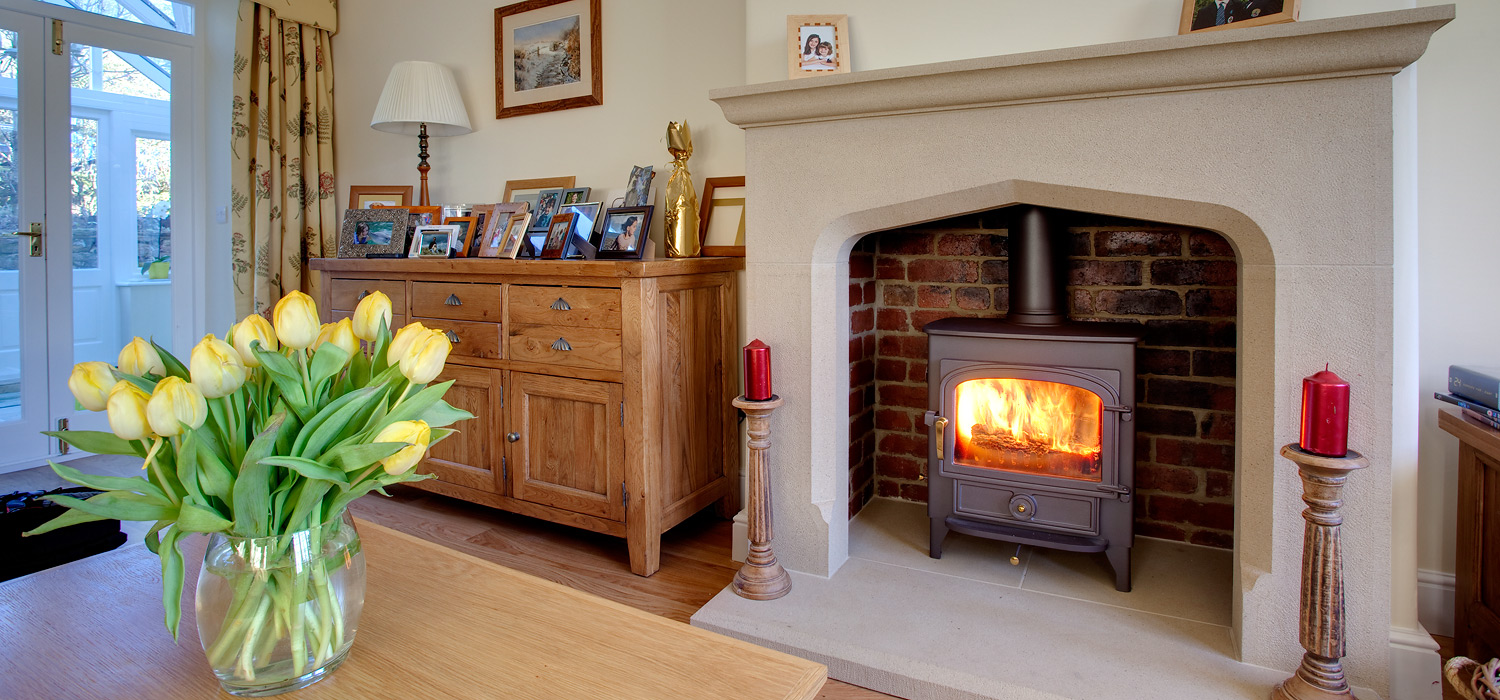Fire Surrounds Stoves And Natural Stone Tiles