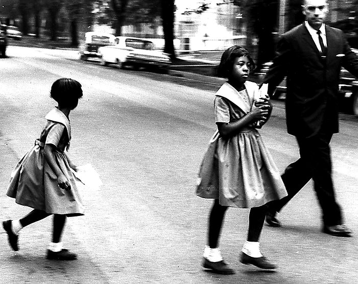 Mama, Cassandra school integration 1960.