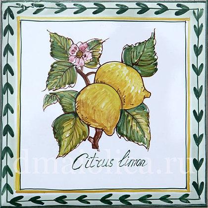 """Плитка """"Лимон"""""""