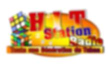 Logo Hit Station Radio