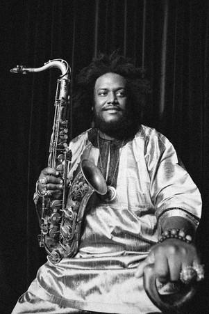 Kamasi Washington - How Jazz Saved Hip Hop Again - Playboy