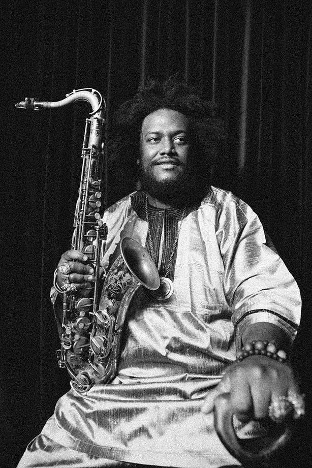 Kamasi Washington - How Jazz Saved Hip Hop Again - Playboy