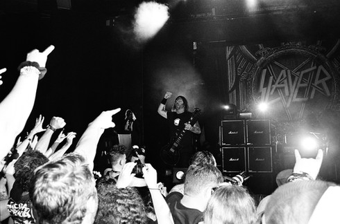 Gary Holt - On the Road with Slayer