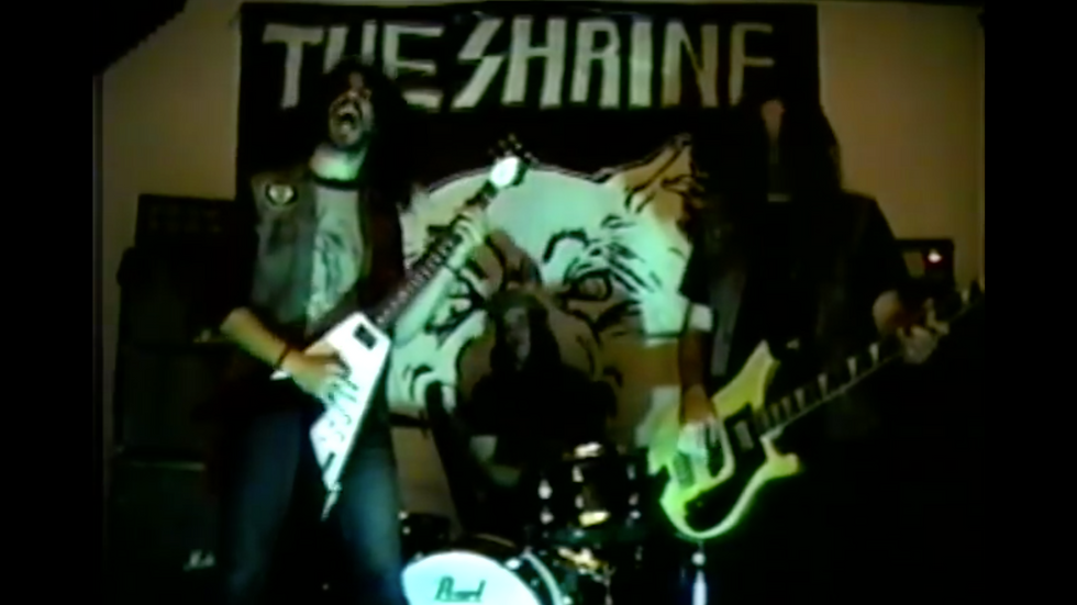 The Shrine - Wasted Prayer