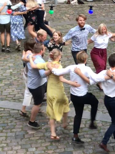 Fællesdans -Regensen Kbh.