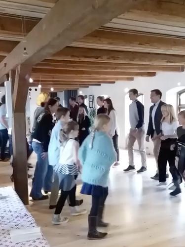 Familiefest i Fredensborg