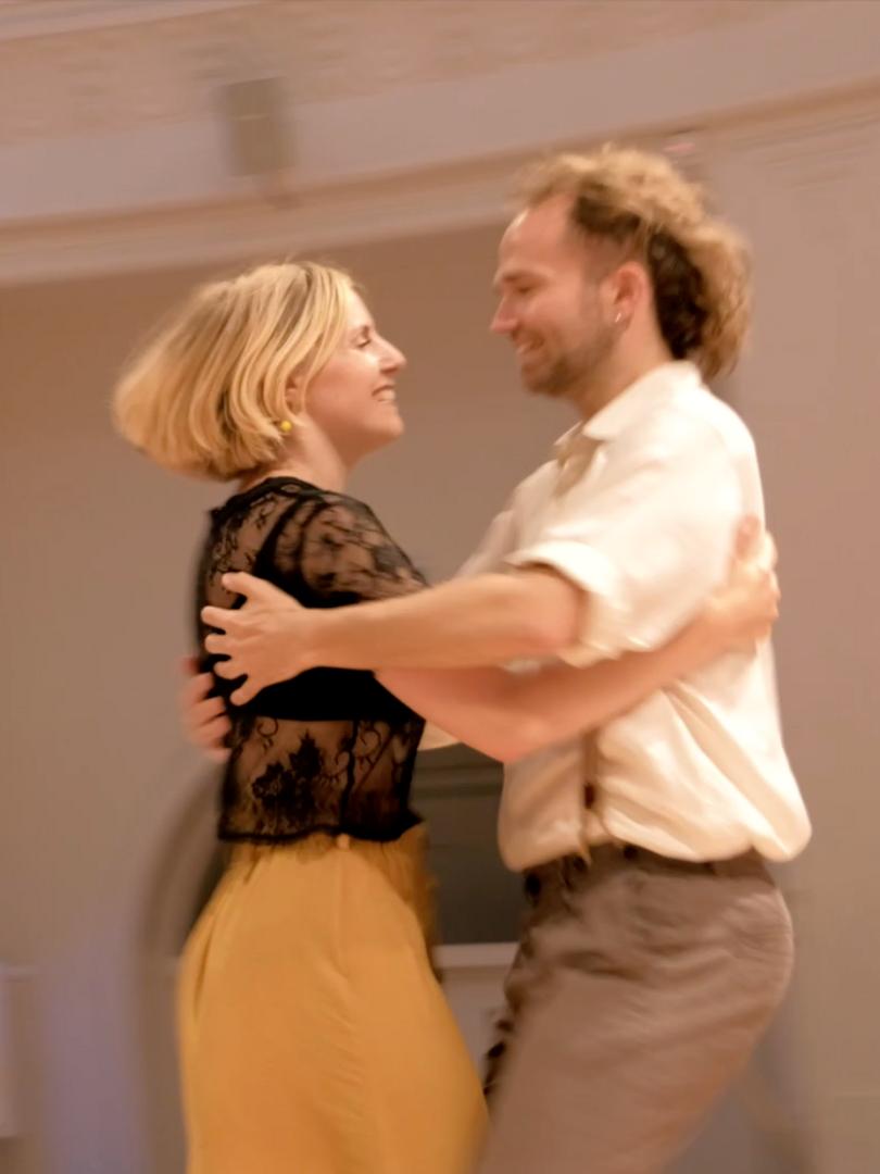 Miriam og Nicolaj - Dansekapellet