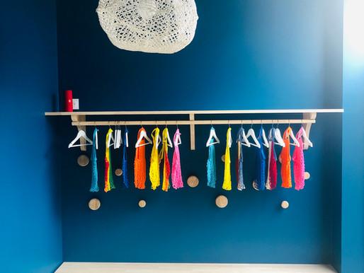 Et vous ? Avez vous choisi votre couleur préférée dans votre vestiaire BUBBLE Creche La Teste ?