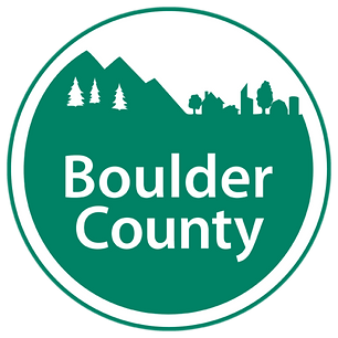 PDF listing resources available in Boulder county