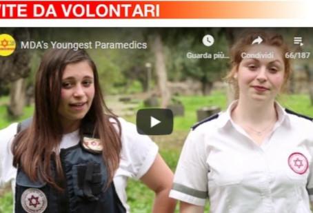 Vite da volontari #06_La storia di Rachel e Malkie