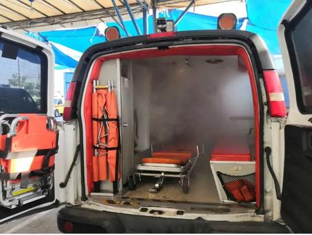 Da Israele un nuovo sistema di disinfezione per i mezzi di trasporto