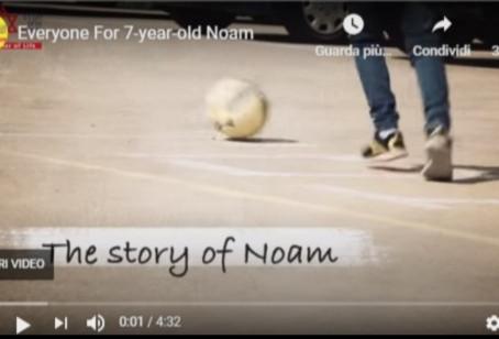 Vite da volontari #03_La storia di Noam