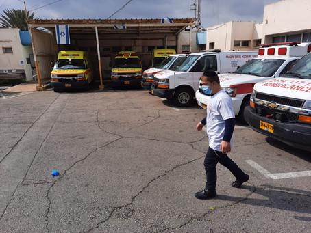 Vite da volontari #13: Eliyahu, la sua energia e la nostra forza