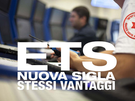 Da oggi MDA Italia è ETS