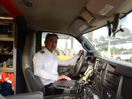 Vite da volontari#09_ I paramedici in prima linea: Itzik Peer