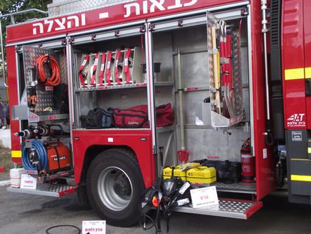 """Per i pompieri israeliani la gestione delle chiamate di emergenza MDA è a """"prova di fuoco"""""""