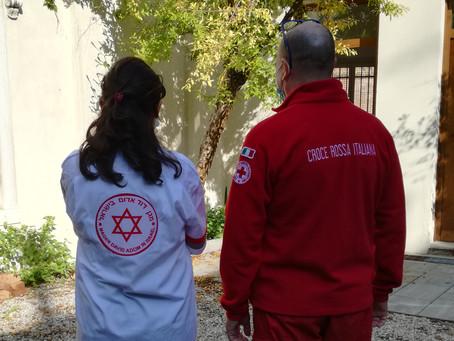 La giornata internazionale della Croce Rossa