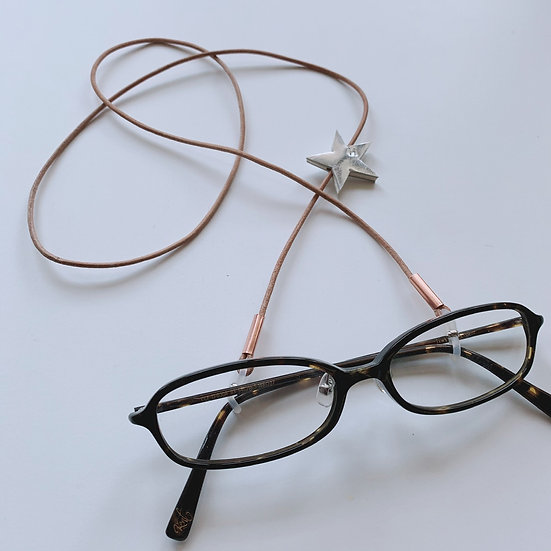 Slide motif glasses strap【one of a kind】
