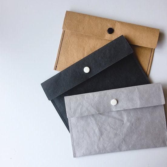 Italian paper pouch (soft)