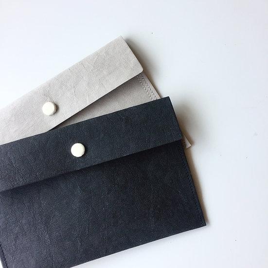 Italian paper pouch (hard)