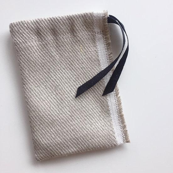 JOKAISEN MUOTO jokaisenmuoto cardcase カードケース リネンポーチ linenpouch wrapping ヨカイセンムオト リネン linen 麻 black beige white 白 黒 ベージュ ナチュラル