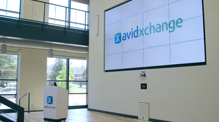 Major Collaboration Project at Avidxchange's New Charlotte Headquarters