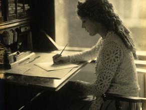 Orakelet svarer: Hvorfor skrive?