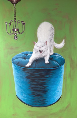 Cat - ECCE Art