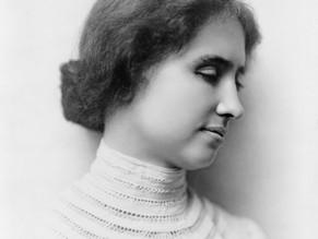 O Helen! Forkastet dikt til Helen Keller