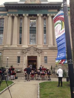 Greenwich High School Jazz Band