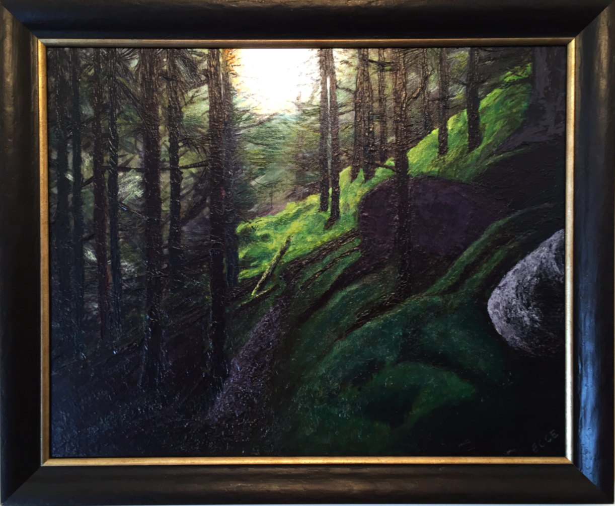 """Mushroom Forest"""