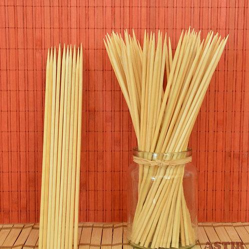 300 x 4 mm Bamboo Skewers