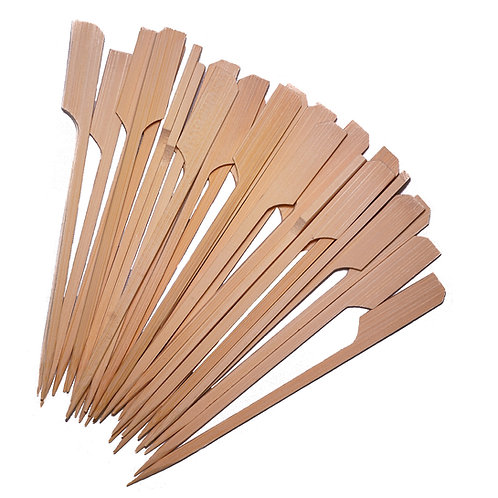 12 cm Teppo Bamboo Skewers