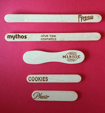 ice cream sticks, ice cream, sticks, wooden sticks, ΠΑΓΩΤΙΝΙΑ, ΠΑΓΩΤΟ, ΞΥΛΑΚΙΑ ΓΙΑ ΠΑΓΩΤΟ, ΞΥΛΑΚΙΑ, posicle sticks, pop, popsicle, ελλαδα, θεσσαλονικη, greece, europe, thessaloniki, where to buy, bulk, cheap, hot-stamp, hotstamp, logo, lollipop, cotton candy, coffee, stirrers
