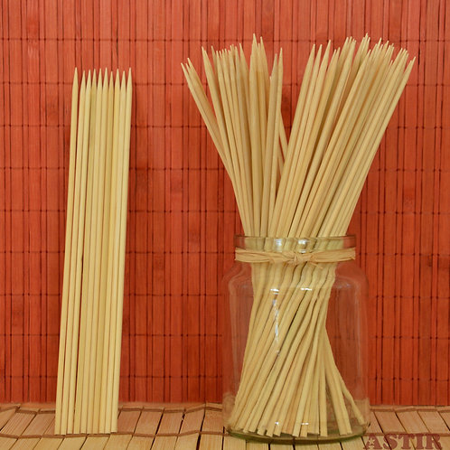 215 x 3,2 mm Bamboo Skewers