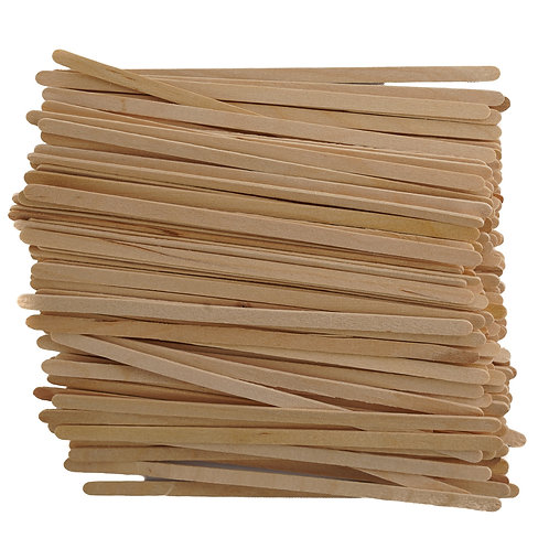 Wooden Coffee Stirrers - 140 mm