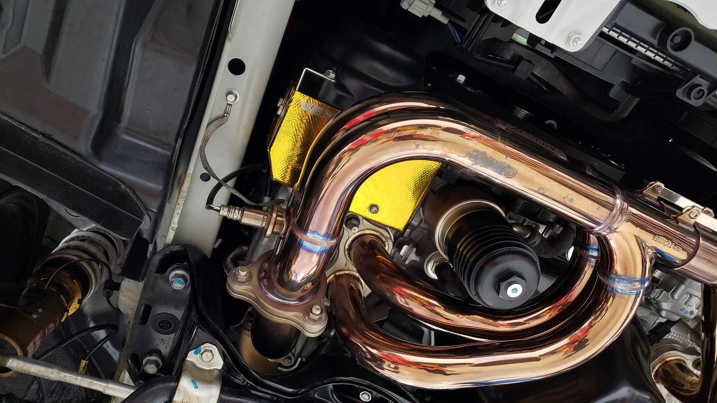 AVCS Cam Sensor Heat Shield - EJ25 STI 2008-2018