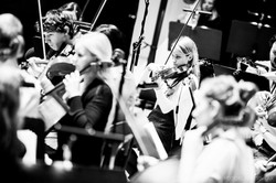Klara v orkestru