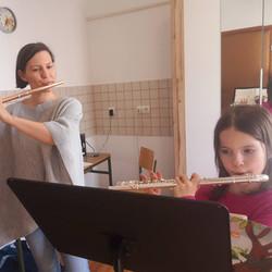 flavta skupinsko igranje