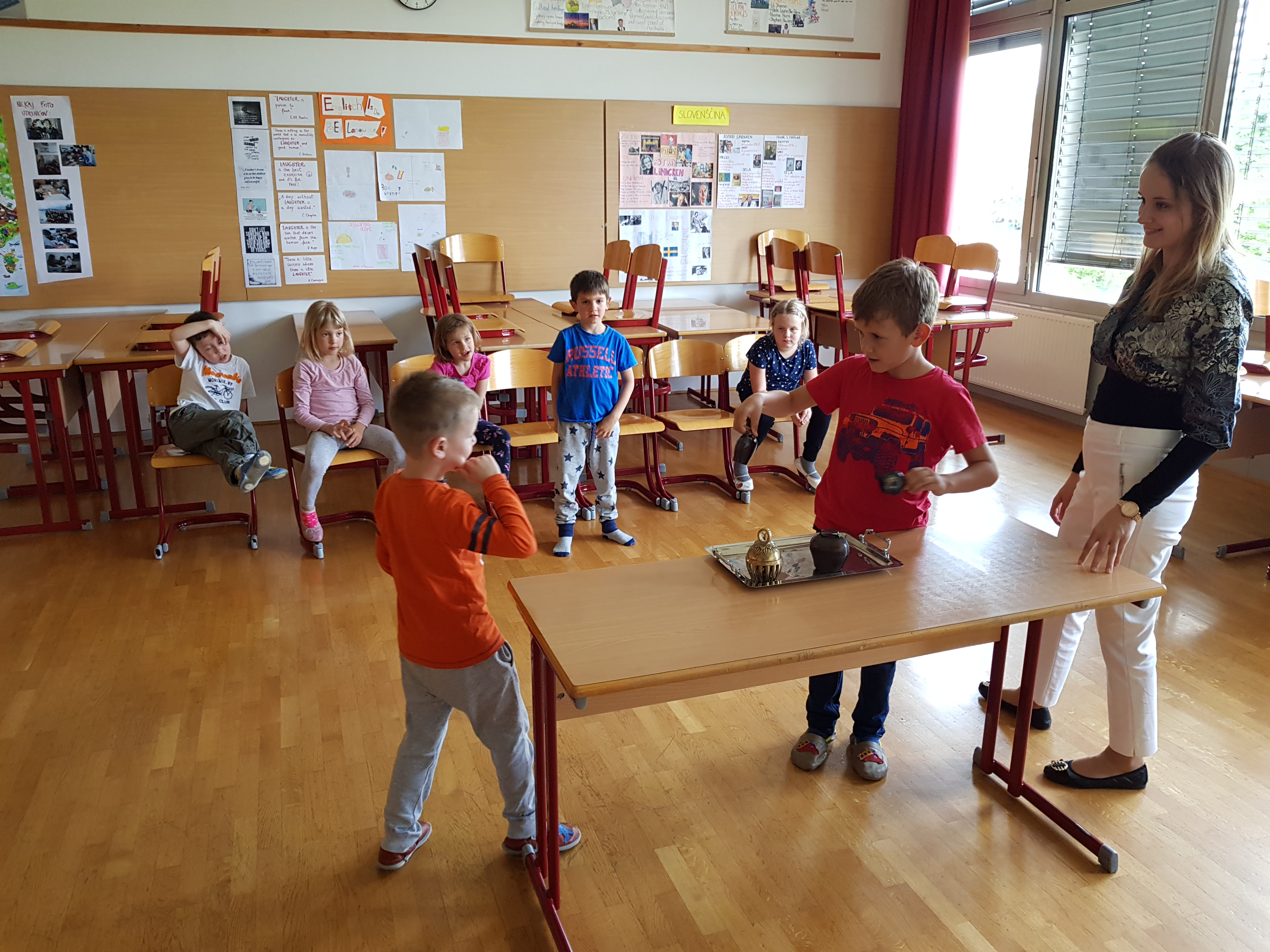 Glasbeno uvajanje za najmlajše