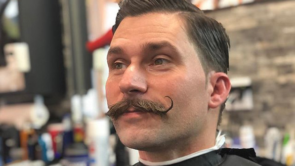 Stach game strong🤟 #stach#mustache#must