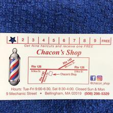 after every great hair cut you get a memeber reward card!